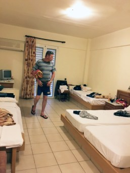 Anastasia Hotel Stalis Crete Basic Room for 4