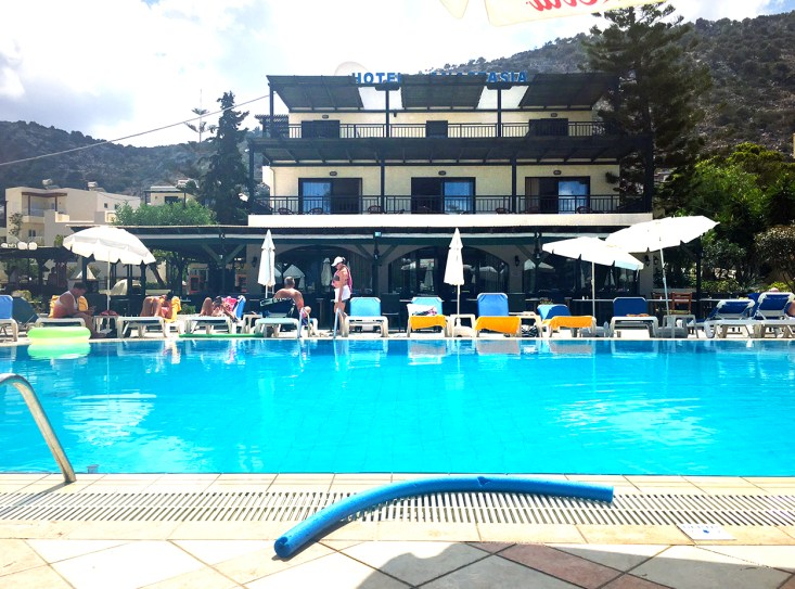 Anastasia Hotel Stalis