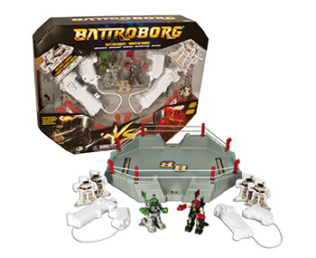 Giveaway:  Battroborg Battle Arena – Ends 16th January 2014