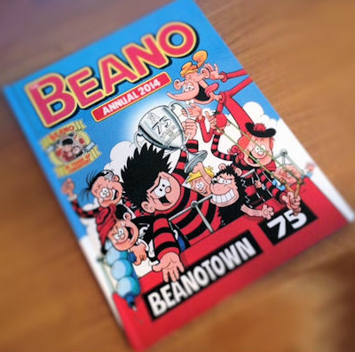The Beano is 75 – 2014 Beano Annual