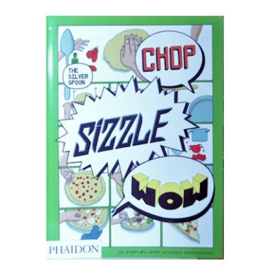 Review: Chop Sizzle Wow Cookbook