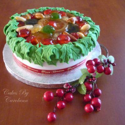 Guest Recipe: Carol's Caribbean Christmas Cake