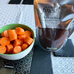 Carrots and Stock