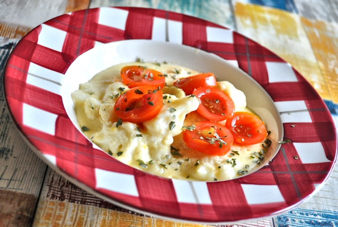 Cauliflower and Cheese Sauce