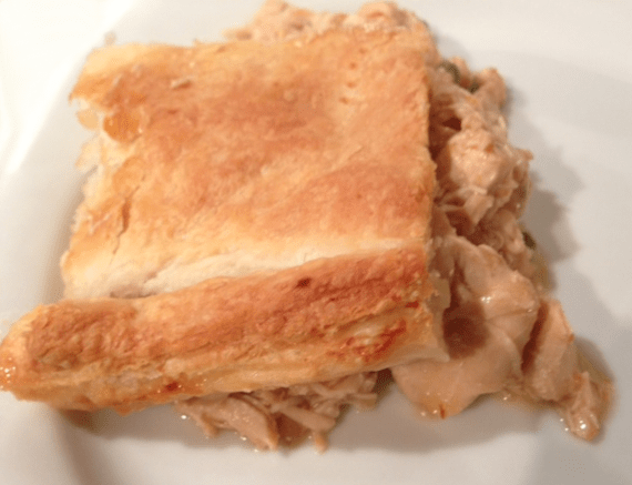 Slow Cooked Chicken Pie Recipe