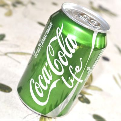 Review:  New Coca-Cola Life (New Product)