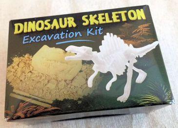 Dinosaur Skeleton Souvenir