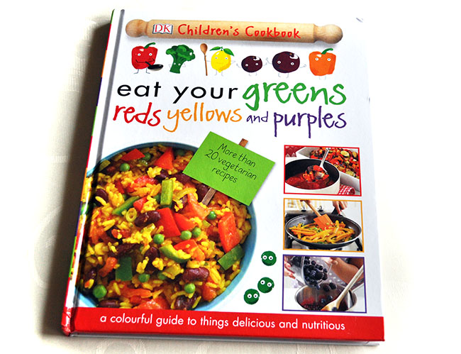 Eat Your Greens Reds Yellows Purples