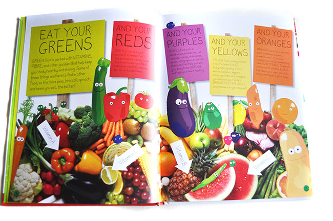 Eat Your Greens Reds Yellows Purples 2