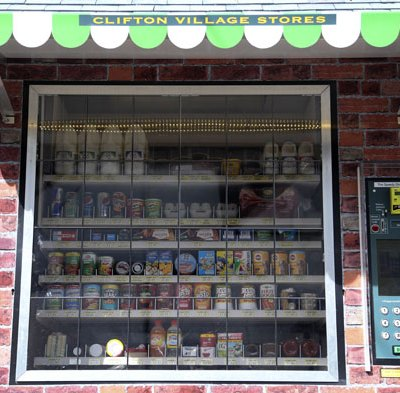 Who'd Love a Giant Vending Machine?