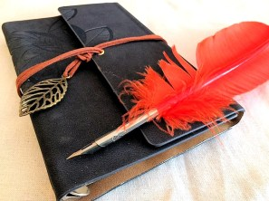 #FOM2015 Feather Quill Souvenir