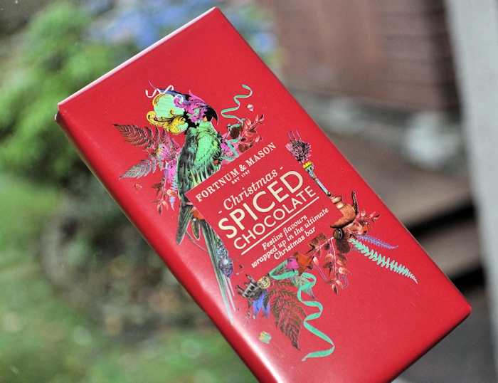 Fortnum and Mason Christmas Spiced Chocolate