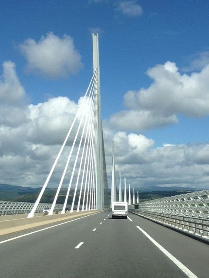 France - Millau Bridge