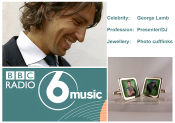 George Lamb Cufflinks