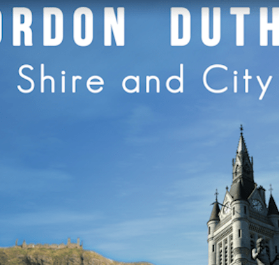 Aberdonian Musician Gordon Duthie