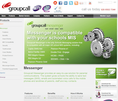 Groupcall – School Messaging Systems 4 Missing Kids