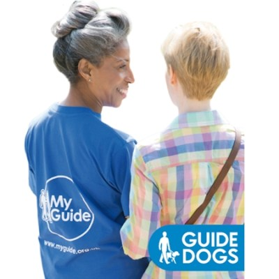 Charity Guest Post:  Would You Like To Start 2015 Changing A Life?  Volunteer For Guide Dogs