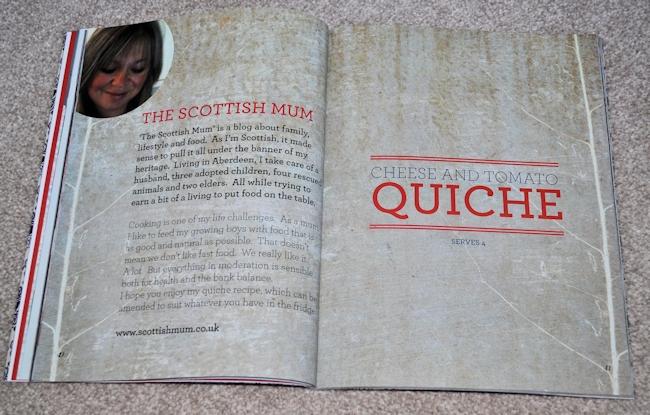 House of Fraser Blogger Recipe Book 3