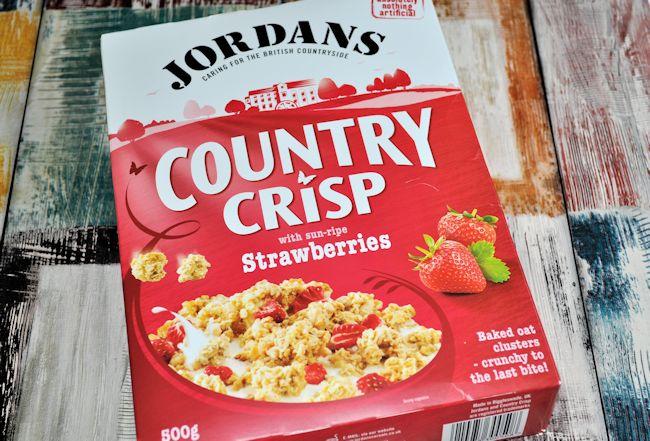 Jordans Country Crisp 1