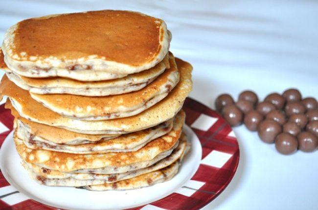 Malteser Pancakes 1