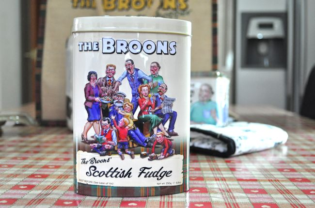 Maw Broons Scottish Fudge