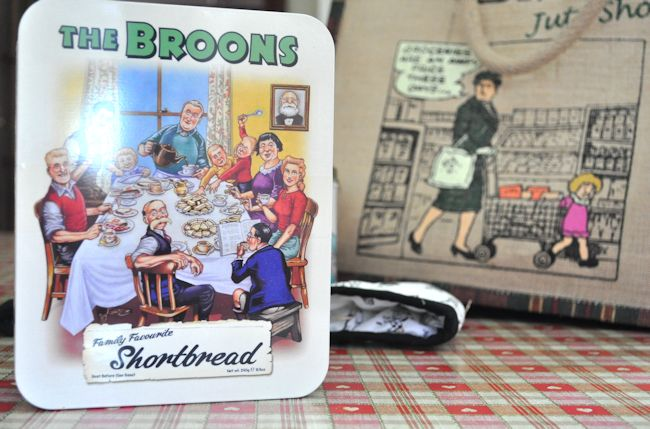 Maw Broons Shortbread