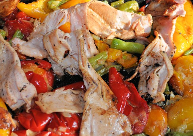 Mixed Pepper Bake 4