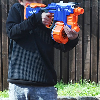Review:  Nerf Hyperfire