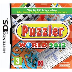 Nintendo DS Puzzler 2013
