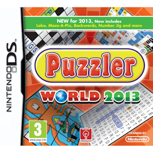 Review – Nintendo DS Puzzler World 2013 Game