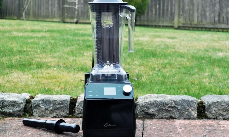 Froothie Optimum VAC2 Air Vacuum Blender Review
