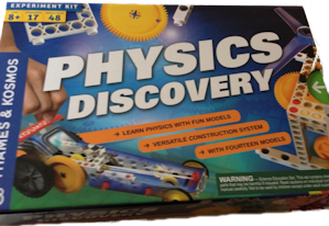 Physics Discovery Experiment Kit