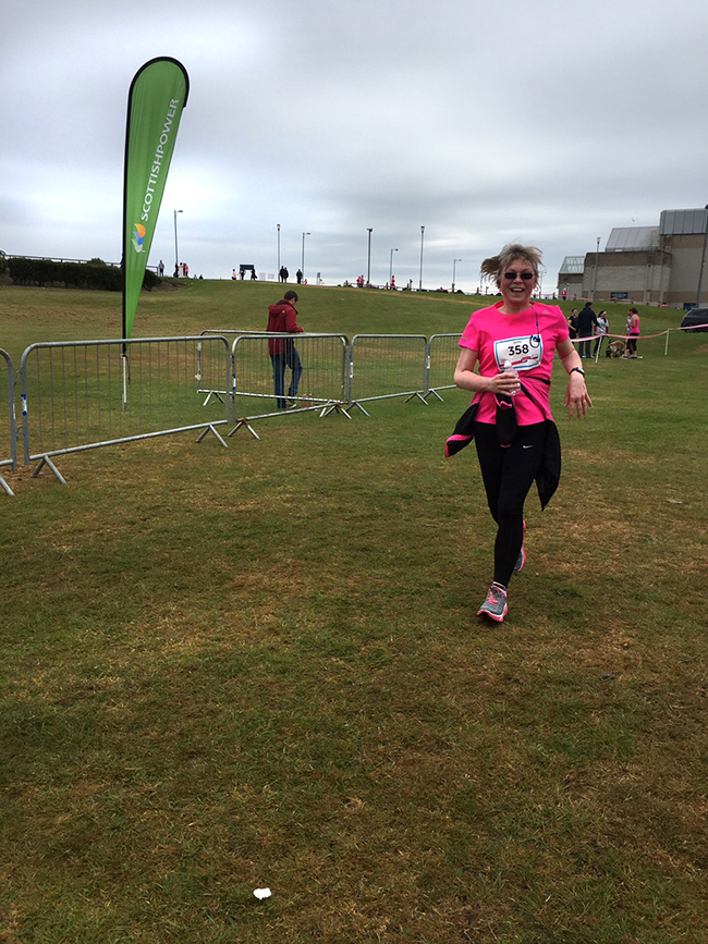 Race for life 2016 10k