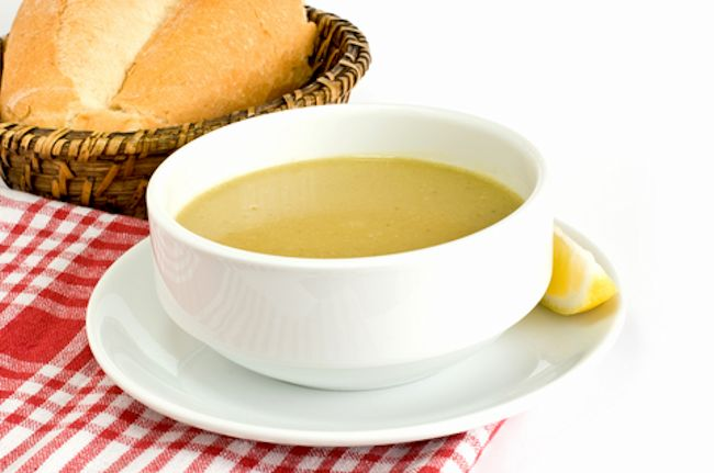 Soup Maker Red Lentil Soup Recipe