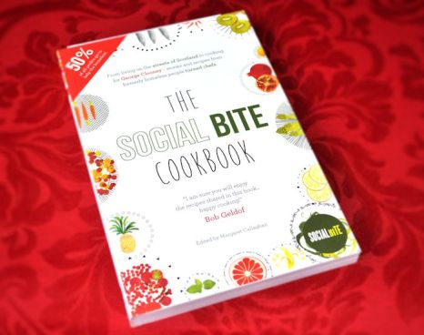 Social Bite Cookbook 3