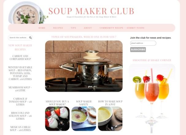 Soupmaker club