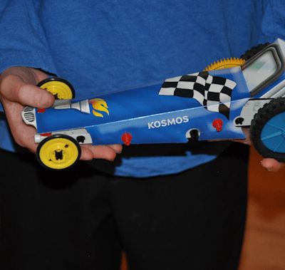 Review:  Physics Discovery Kit, Sent By Crafts 4 Kids