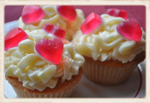 Valentines Heart Cake 1