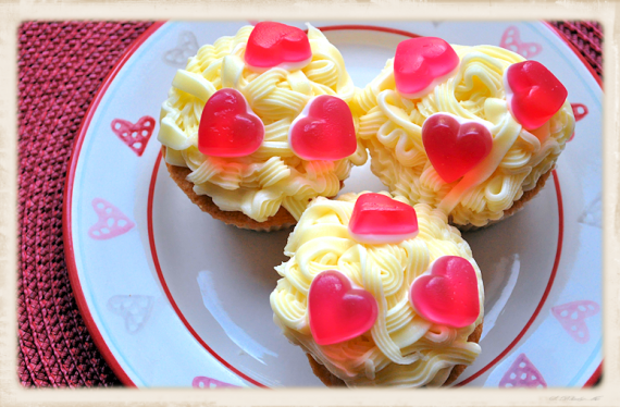 Valentines Heart Cake 2a