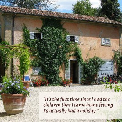 Dreaming of Family Holidays with Villa Pia in Tuscany