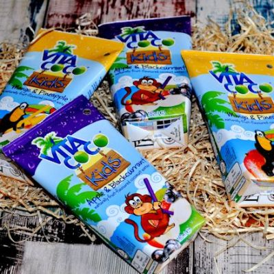 Review:  Vita Coco Kids – Apple & Blackcurrant / Mango & Pineapple