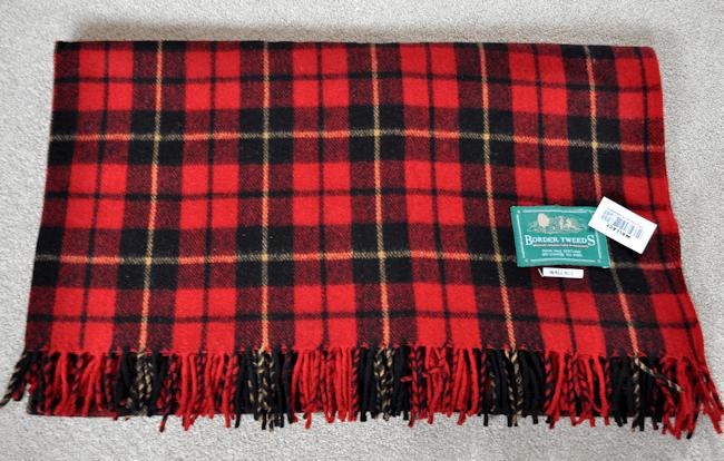 Wallace Tartan Blanket Rug