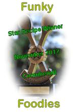Winner BadgeNovember 2012 Coombemill