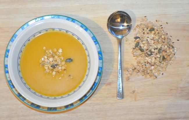 Soup Maker Recipe:  Winter Vegetable Soup Recipe – 1.6 Litres