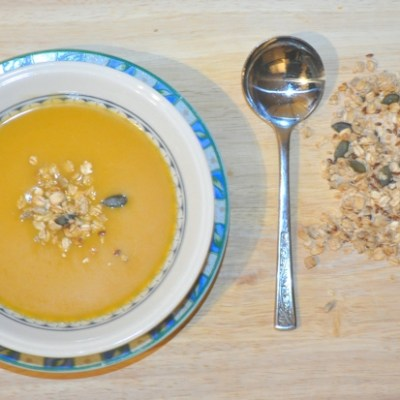 Soup Maker Recipe:  Winter Vegetable Soup