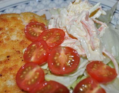 Cod Fillet Fish Supper