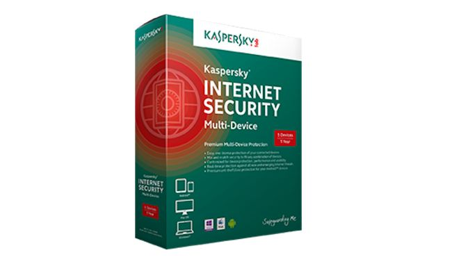 kapersky internet security
