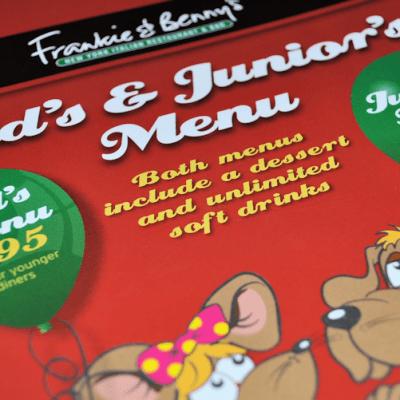 Restaurant Review – Frankie & Bennys in Aberdeen