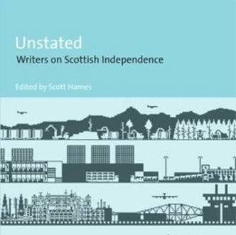 Title page of Unstated, edited by Scott Hames