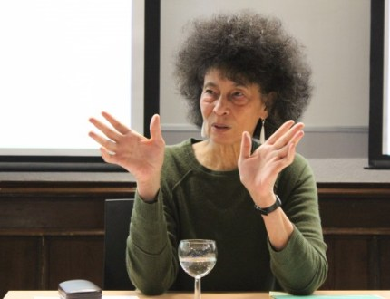 Zoë Wicomb at Scottish PEN event, 2014